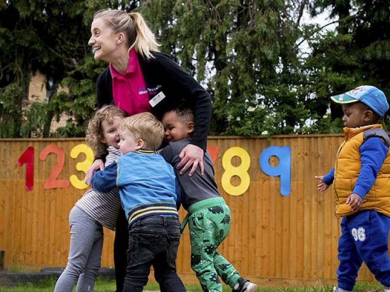 Co-op Childcare Blackbird Leys