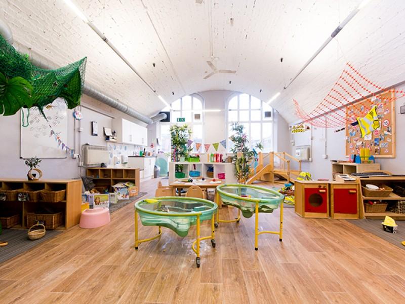 Co-op Childcare Bristol