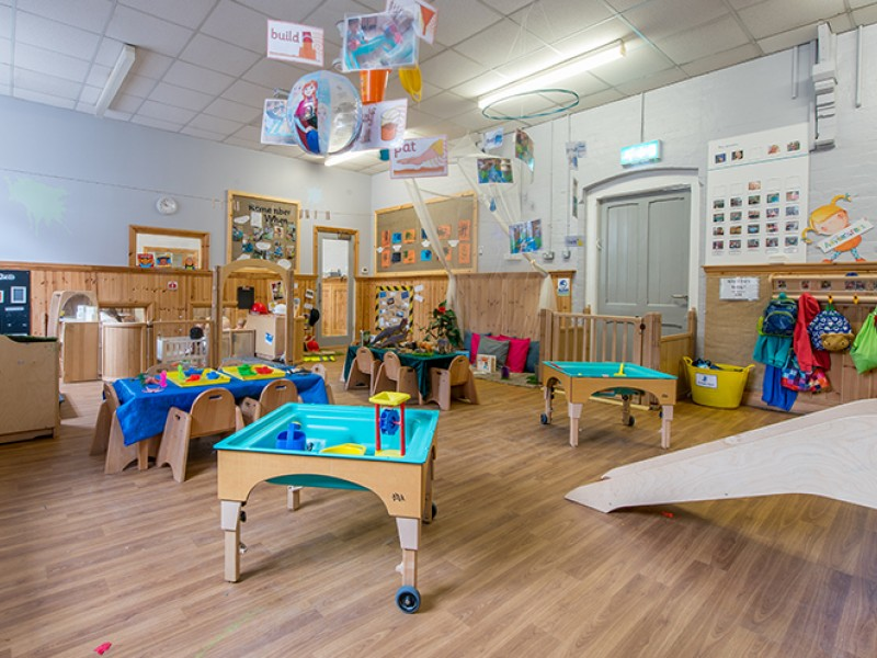 Co-op Childcare St Edwards