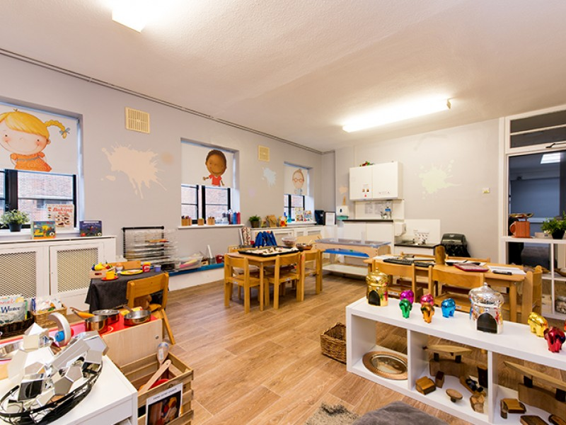 Co-op Childcare Sutton